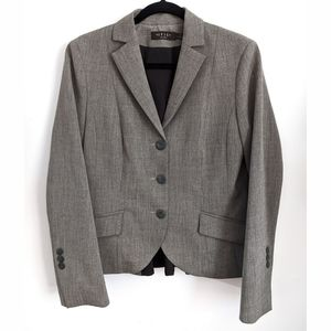 Iris Setlakwe grey fitted blazer